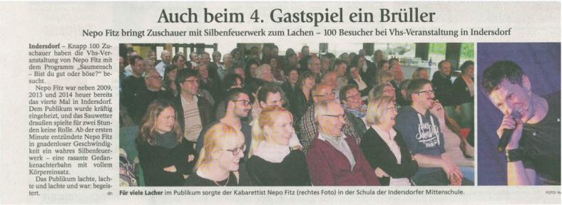 170503_Dachauer Nachrichten_Indersdorf